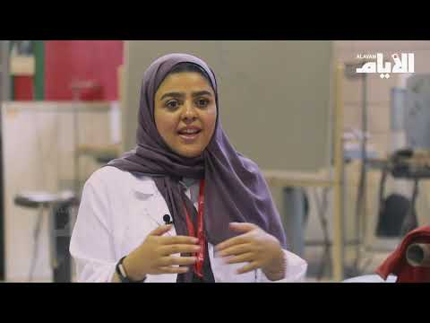 شابة سعودية تقتحم تخصص «الهندسة الميكانيكية» في البحرين  - نشر قبل 6 ساعة