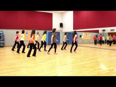Put It On Me - Line Dance (Dance & Teach in English & 中文)