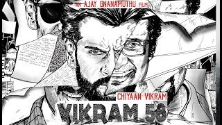 Vikram 58 : Official Trailer | Chiyaan Vikram | Ajay Gnanamuthu | A Blockbuster Movie