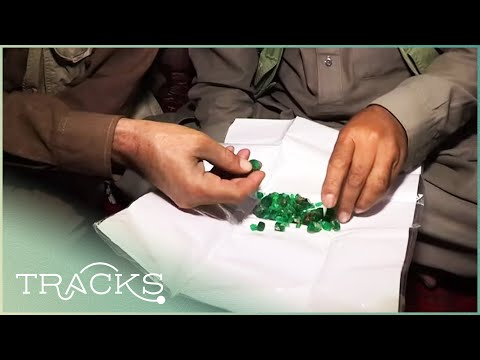 Hidden Emerald Mines Of Afghanistan: Everything You Didn't Know | TRACKS
