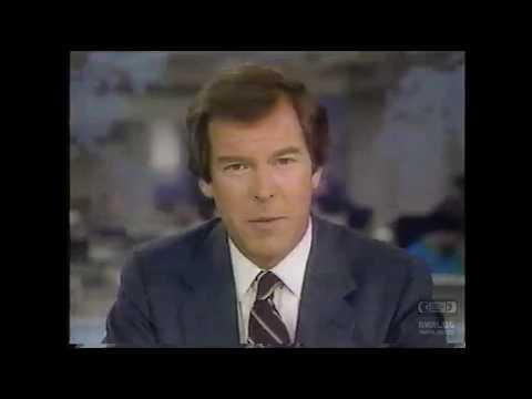 ABC World News Tonight with Peter Jennings | Bumper | 1986