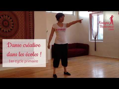Atelier Danse creative (1er cycle du primaire)