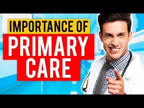 You (YES YOU!) Need a Primary Care Doctor | Wednesday Checkup | Doctor Mike