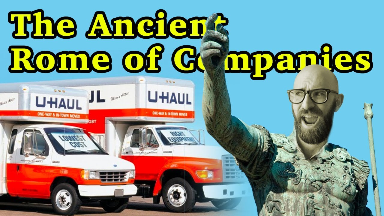 U-Haul: A REALLY Bizarre Story