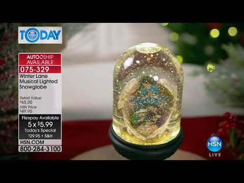 HSN | HSN Today: Holiday Illuminations 11.07.2017 - 08 AM