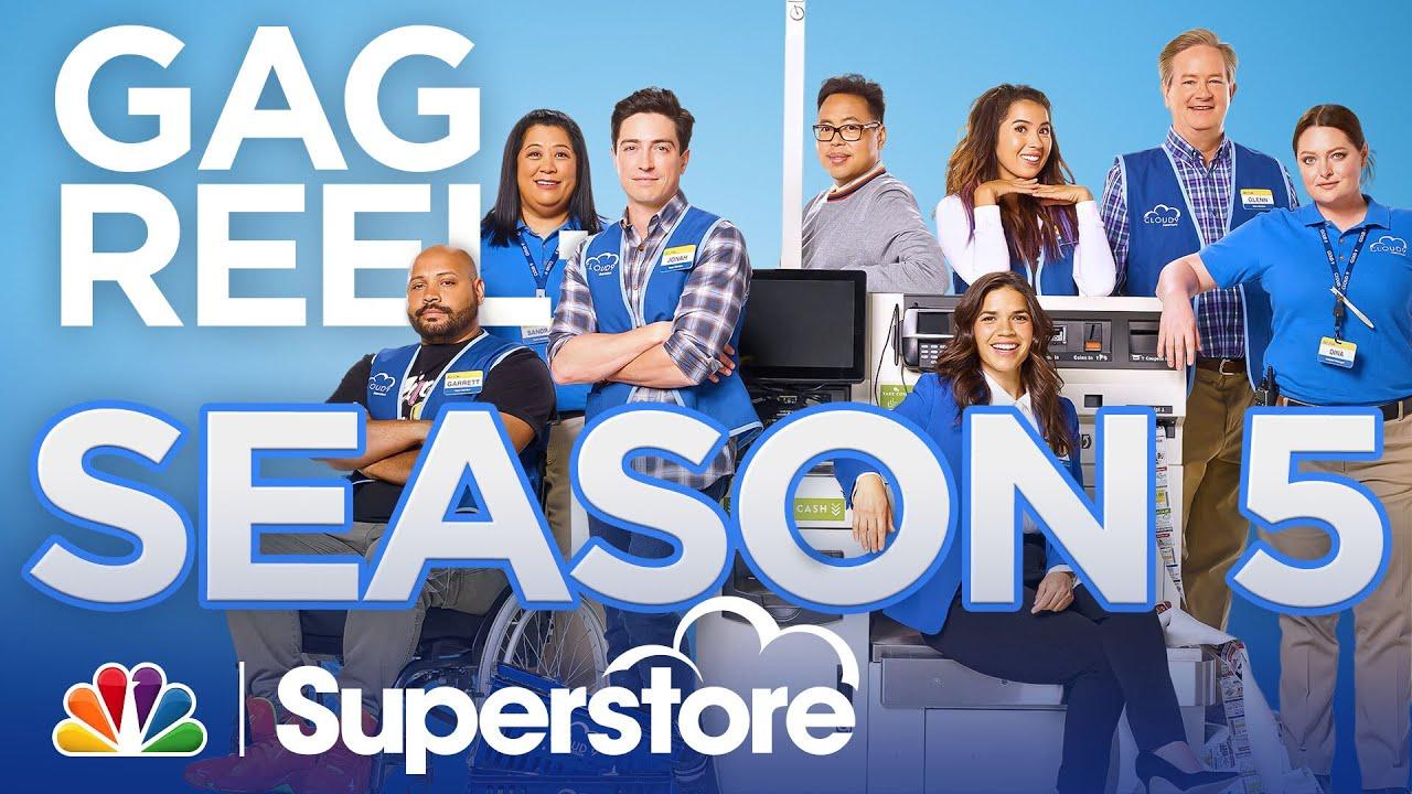 Download Season 5 Bloopers - Superstore