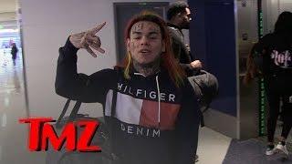 Rapper Tekashi69 Responds After LAX Brawl | TMZ