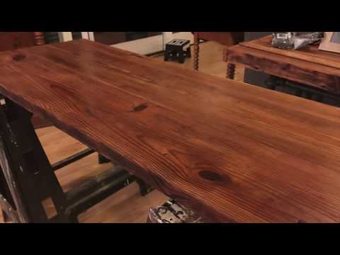 How to Stain Polyurethane