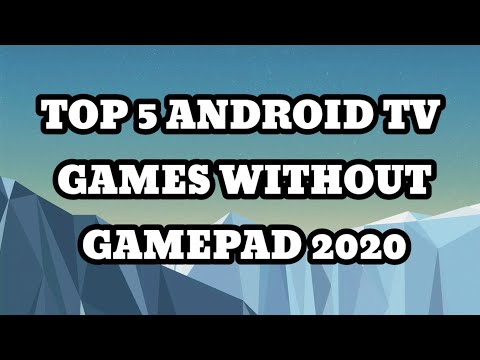 Best Android TV Games Without Gamepad 2020