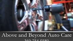 Above and Beyond Auto Care Video | Automotive Services in Olympia
