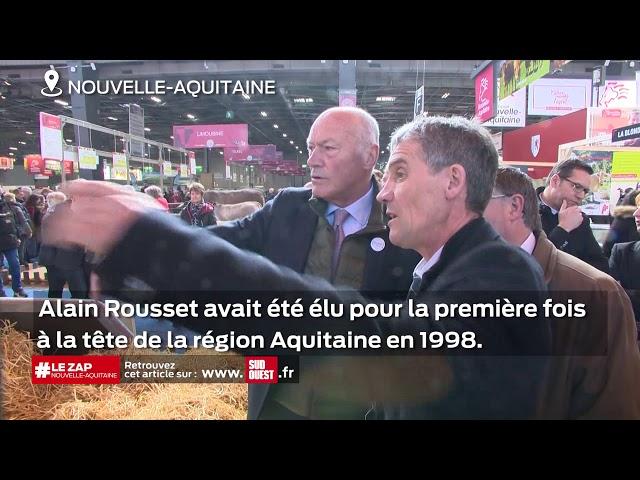 Le Zap Nouvelle-Aquitaine du Lundi 5 Août