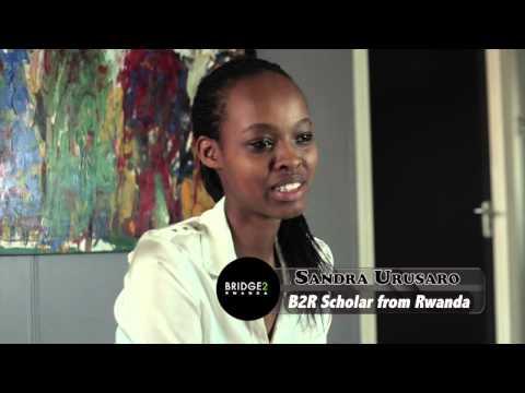 Bridge2Rwanda International Scholars' Experience ( Class IV )