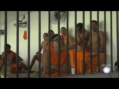 Exclusivo! Domingo Espetacular Entra Em Presídio Que Deu Início A Onda De Massacres No Maranhão