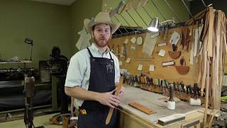 Perfect Belt Holes Every Time! Tuesday Tip Belt Hole Jig