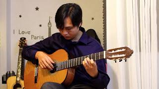 Một Cõi Đi Về (Trịnh Công Sơn) - Guitar Solo (Độc Tấu Guitar) - Guitarist Nguyễn Bảo Chương