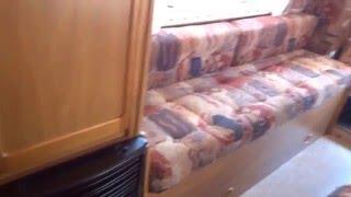 RAPIDO 700 - Semintegrale compatto con letto basculante