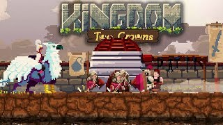 Making Our First Full Knights! - Kingdom Two Crowns Gameplay - Island 4