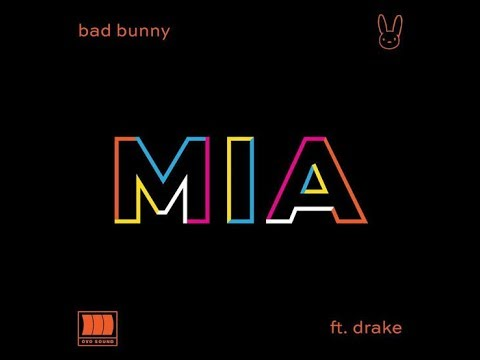 Bad Bunny ft.Drake-MIA (Audio)