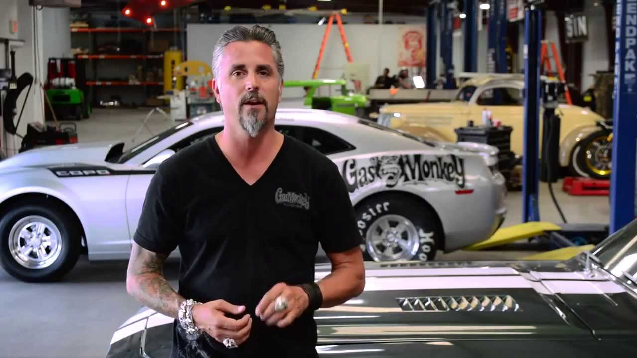 eBay Gas Monkey Garage Partners with eBay Motors - YouTube