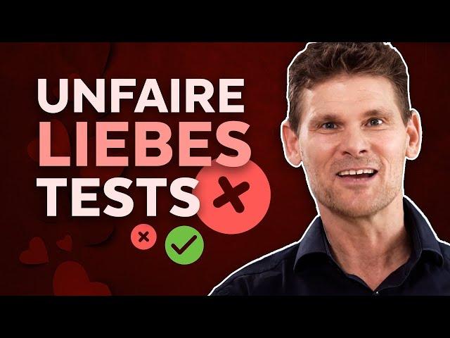 Unfaire Liebestests - die du kennen musst!
