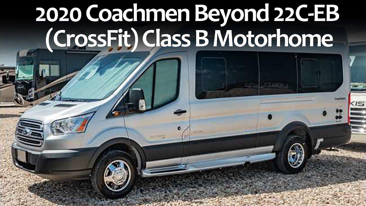 The Beyond 2020 Review.2020 Coachmen Beyond 22c Eb Crossfit Class B Motorhome 4k Uhd
