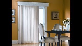 Vertical Blind For Sliding Glass Door