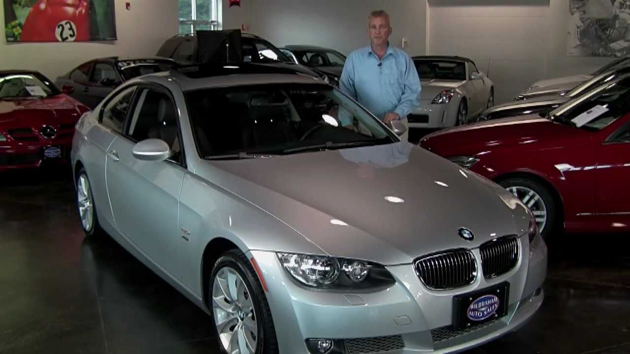 2009 bmw 335i xdrive coupe turbo paddle shifters premium sport cold weather packages 16 183 mi youtube [ 1280 x 720 Pixel ]