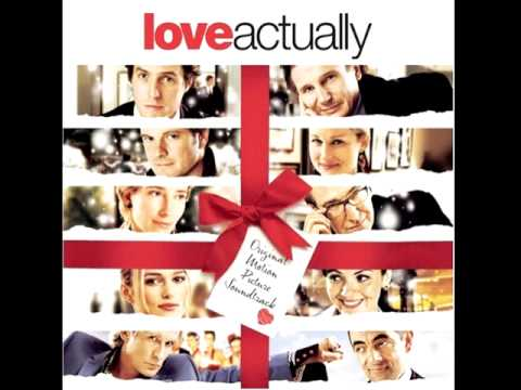 Love Actually Oscar Promo Soundtrack Score  Restaurant