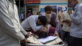 Катастрофа в Индии. Взрыв в больнице и миллионы заболевших