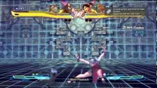 Street Fighter X Tekken Toro & Kuro vs Lili & Xiaoyu (TheKarateNinja vs thegiffmason)