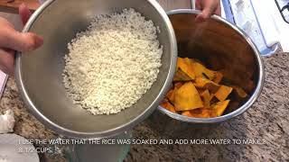 Instant Pot Korean Kabocha Sou…