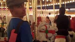 The Carousel at Wonderland in Ocean City, NJ