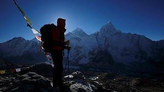 Megmászta az Everestet Kilian Jornet
