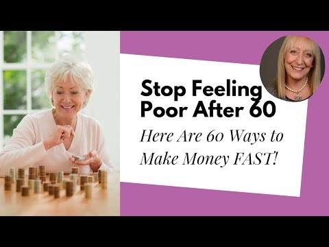 No More Feeling Poor! 60 Creative Ways to Make Money in Retirement (I've Done 4 of These!)