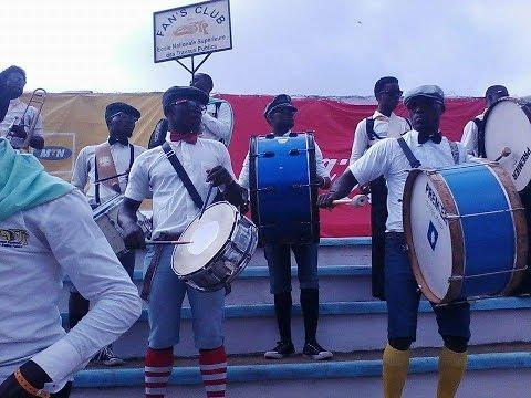 fan's club Université de Yaoundé 1 Jeux Universitaires 2015