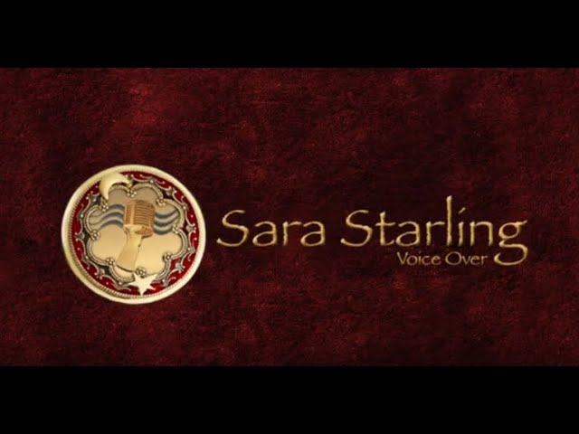 Sara Starling Video VoiceOver Promo Demo