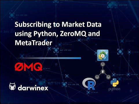 ZeroMQ - How To Interface Python/R with MetaTrader 4