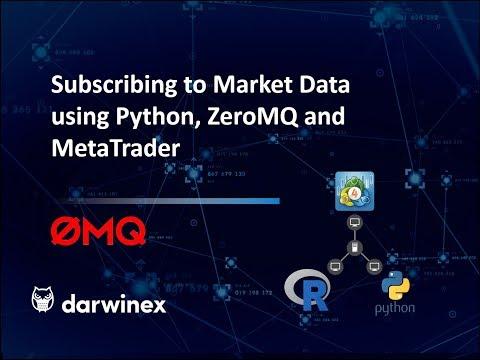 Algorithmic Trading Via Zeromq Python To Metatrader Subscribing
