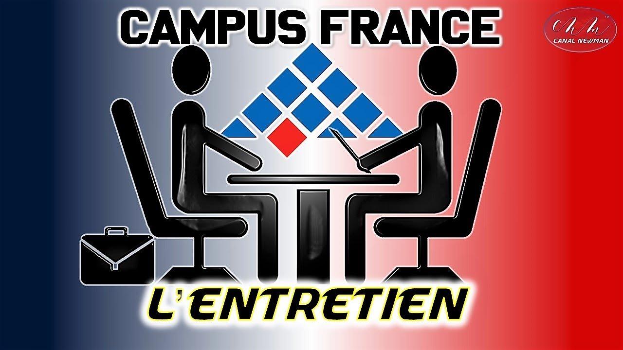 """Download Campus France : L'Entretien ! """" une simple formalité """""""