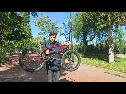 Le REGALO mi BMX POR ESTO...