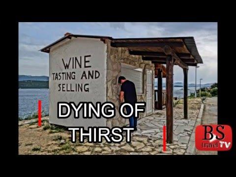 Ep. 3: DYING of thirst. Peljesac Peninsula, Croatia Travel Guide