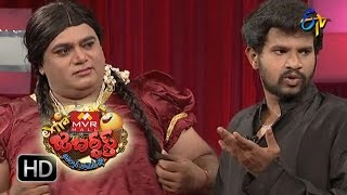Hyper Aadi Raising Raju Performance – Extra Jabardasth - 29th July 2016 – ETV Telugu