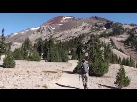 Hiking Central Oregon - South Sister Summit Hike