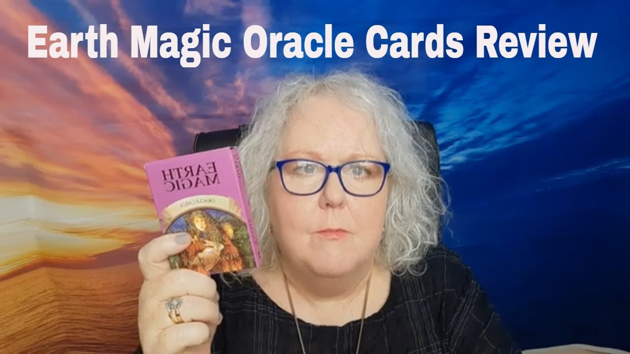 Earth magic Oracle Cards Review  Colette Clairvoyant