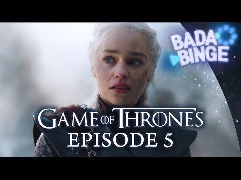 The Bells: Game Of Thrones Staffel 8 Episode 5 Review | Bada Binge Spezial #05