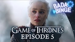 The Bells: Game of Thrones Staffel 8 Episode 5 Review | Bada Binge Spezial #05