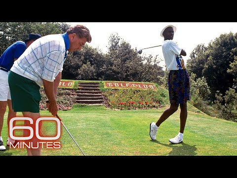 When Michael Jordan lost to Chuck Daly in golf