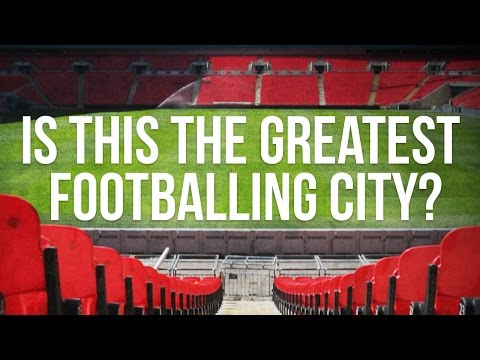 Is This The Greatest Footballing City? | London City Guide