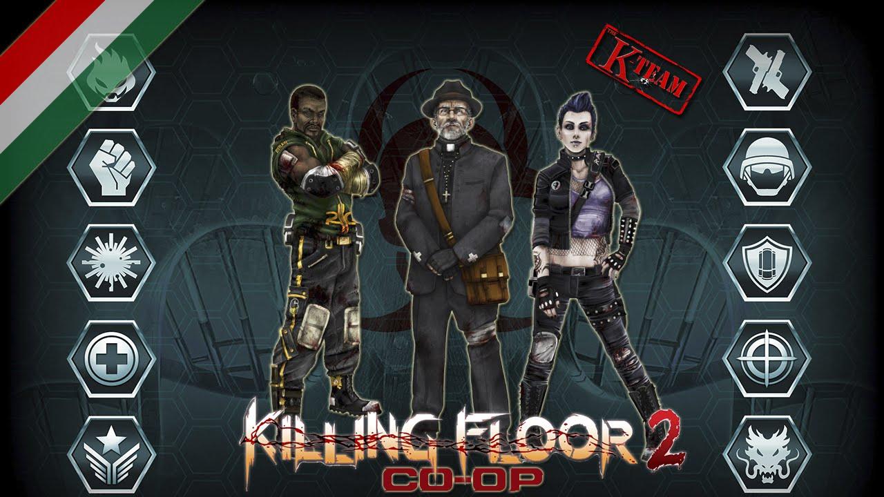 Killing Floor 2 Survival On Biotics Lab Co Op Gameplay 1