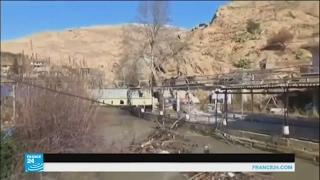 الجيش السوري يعلن سيطرته على كامل وادي بردى